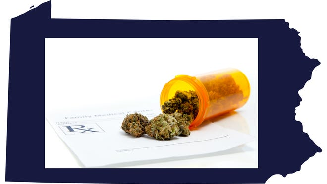 Pennsylvania Gov. Tom Wolf signed the state's Medical Marijuana Act into law April 17.