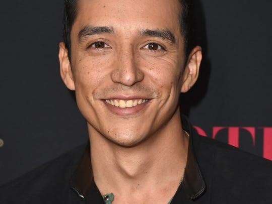 Actor Gabriel Luna will appear at Phoenix Comicon.