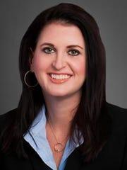 Rose McCaffrey, attorney with Kelly McCoy PLC.