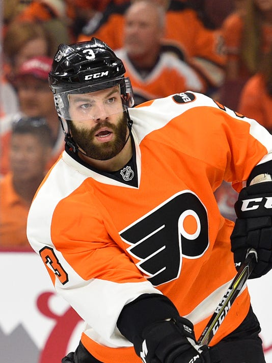NHL: Stanley Cup Playoffs-Washington Capitals at Philadelphia Flyers