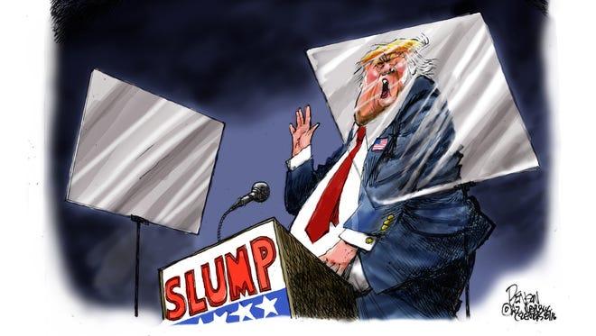 Cartoon for Aug. 23, 2016.