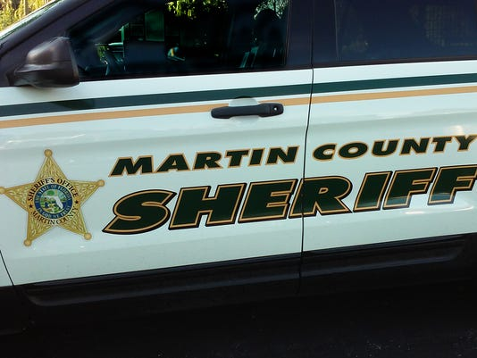 NOT FOR PRINT crime accident wreck 0604-2016 Martin County Sheriff's Office vehicle