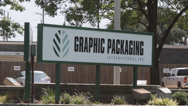 Graphic Packaging operates three plants in West Monroe.