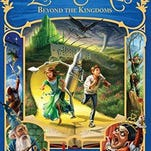 """The Land of Stories: Beyond the Kingdoms"" by Chris Colfer"