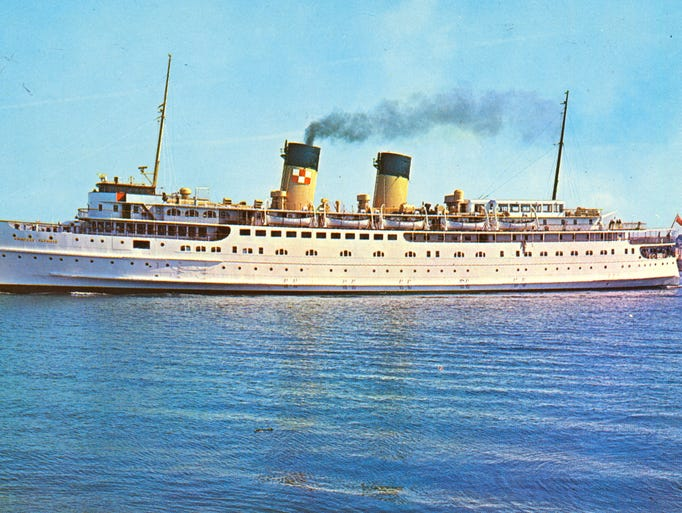 Inside The Princess Ships That Made Cruising History