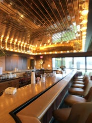 The bar at Fox Banquets / Rivertyme Catering in Appleton