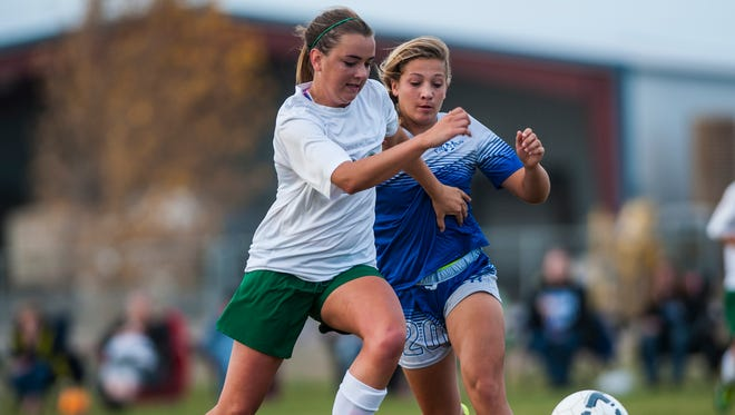 The State AA soccer tournament begins Thursday in Billings.