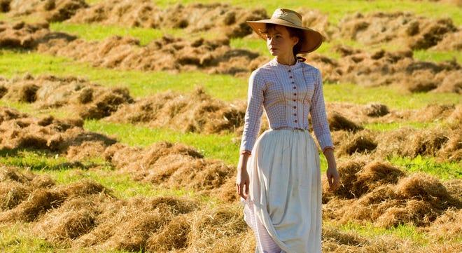 Carey Mulligan stars as Bathsheba Everdene in 'Far From the Madding Crowd.'