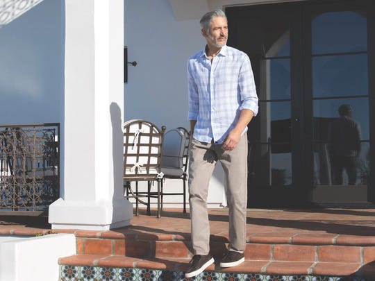 UNTUCKit specializes in men's shirts designed to be worn untucked.