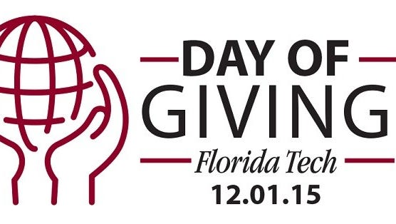 Florida Tech is hosting its Day of Giving Dec.  1. The event will help raise money for the growing university.