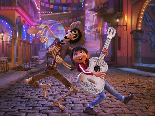 "The animated film ""Coco"" will be the first movie Friday night for the ""Movies on Main"" drive-in theater being set up in downtown Hyannis."