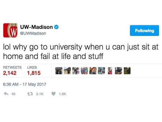 UW Tweet