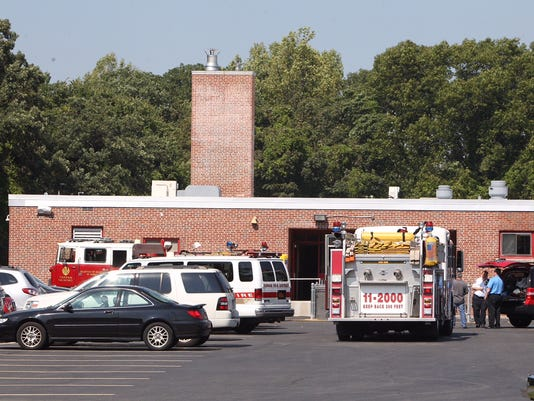 Tappan school fire