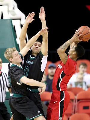 The University of Wisconsin-Green Bay men's basketball team has called the Resch Center home since the venue opened in 2002.
