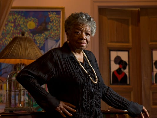 13 of Maya Angelou's best quotes
