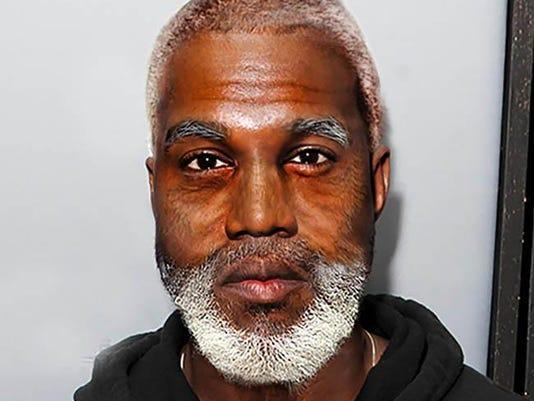 Kanye West mock-up image