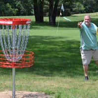New disc golf course at Springbrook hopes to attract millennials