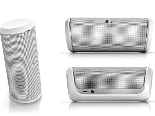 The JBL Flip 2 by Harman provides nice audio in a small package.