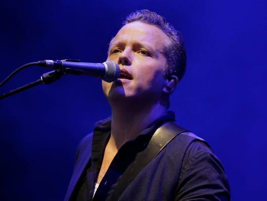 Jason Isbell and the 400 Unit performs at Summerfest's