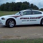 Byram Police car
