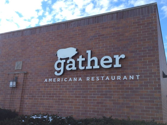Gift certificates from the former Gather Americana
