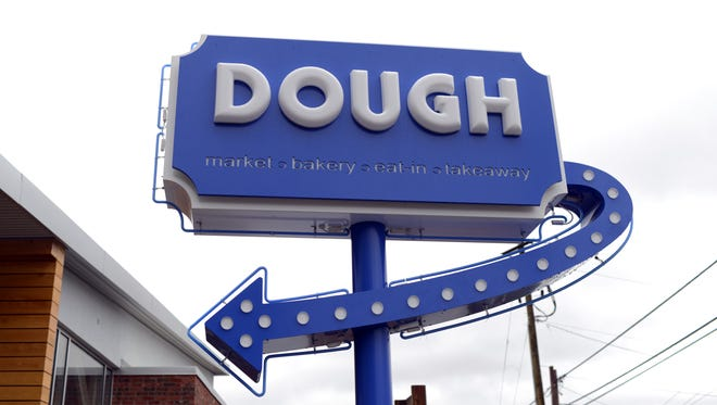 Dough on Merrimon Ave.  12/17/12 - Erin Brethauer (ebrethau@citizen-times.com)
