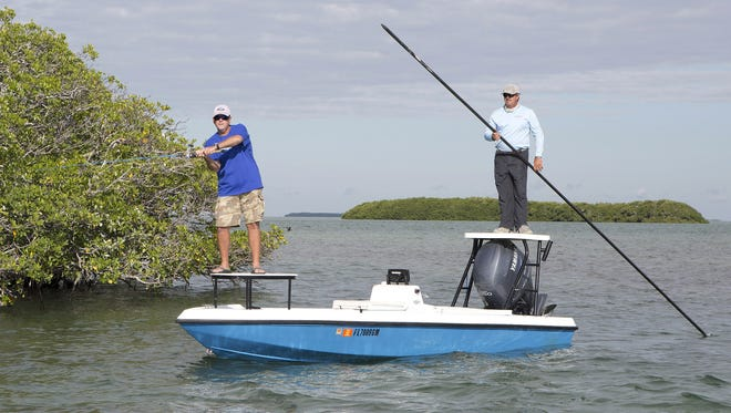 Capt. Chris Phillips shares where to find good fishing in the area.