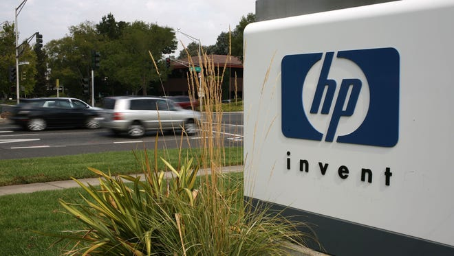 Hewlett-Packard is breaking into two parts, separating its PC and printer operations from the rest of its business.