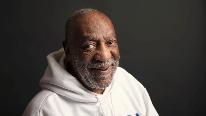 Bill Cosby on Nov. 18, 2013 in New York.