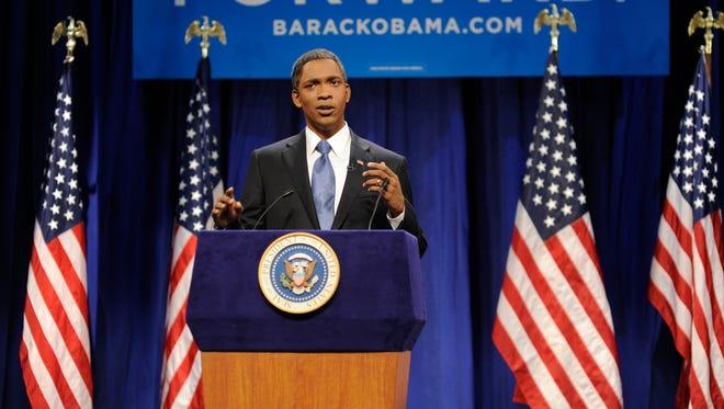 Jay Pharoah's President Obama.