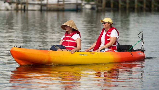 Motorized Kayak Adventures offers tours all week. Find details and more events in TCPALM's community calendars.