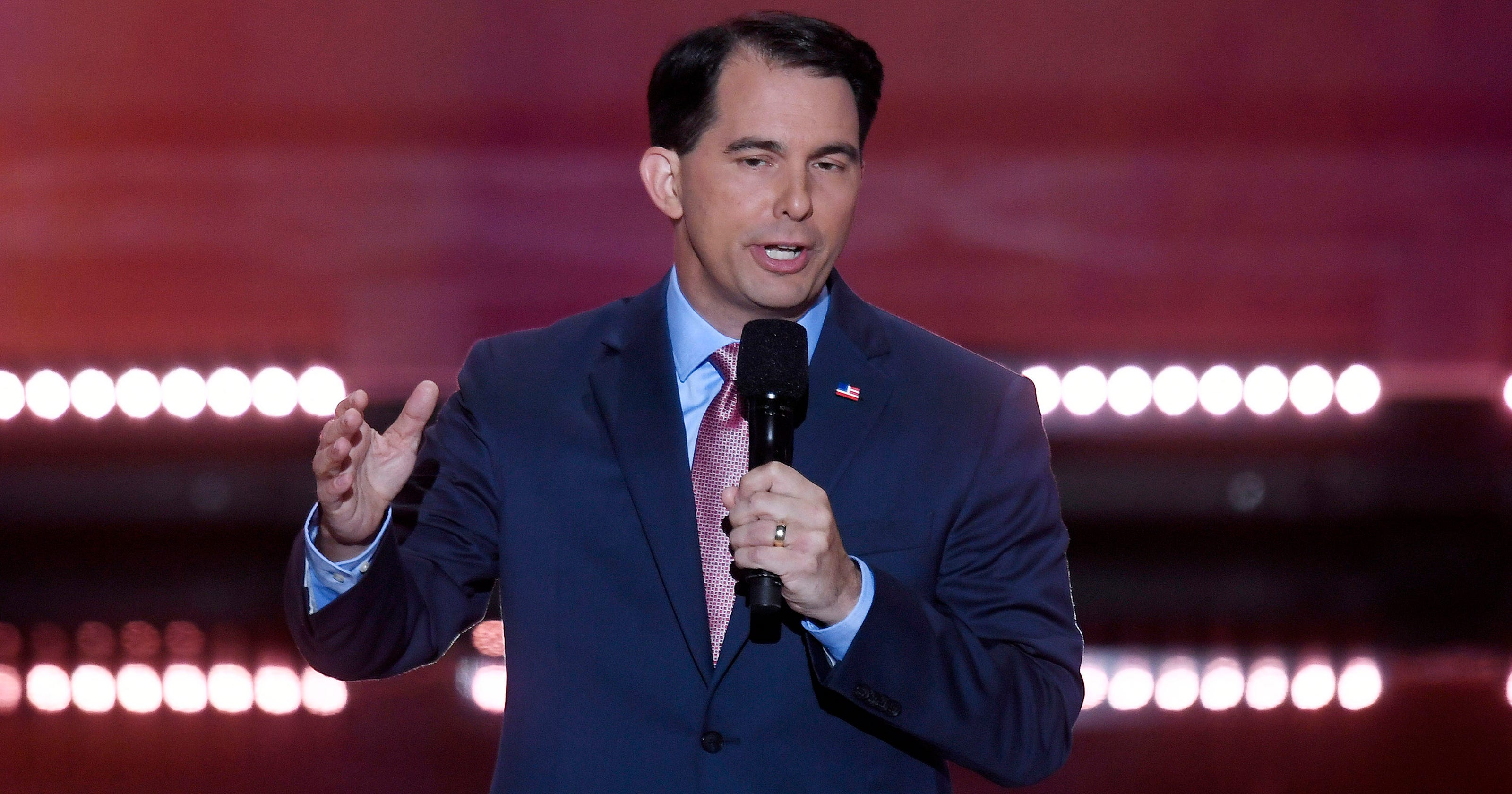 1e7b48e4f8a Wisconsin Gov. Scott Walker moving forward with drug testing some food  stamp recipients