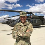 Leading Apocalypse Battalion a 'pinnacle' for new commander