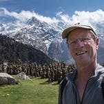 Trekking in the Dalai Lama's India