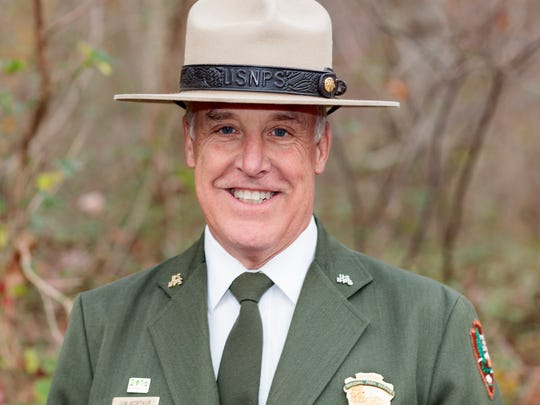 Jim Northup announces his retirement after a 36-year career in the national park service.