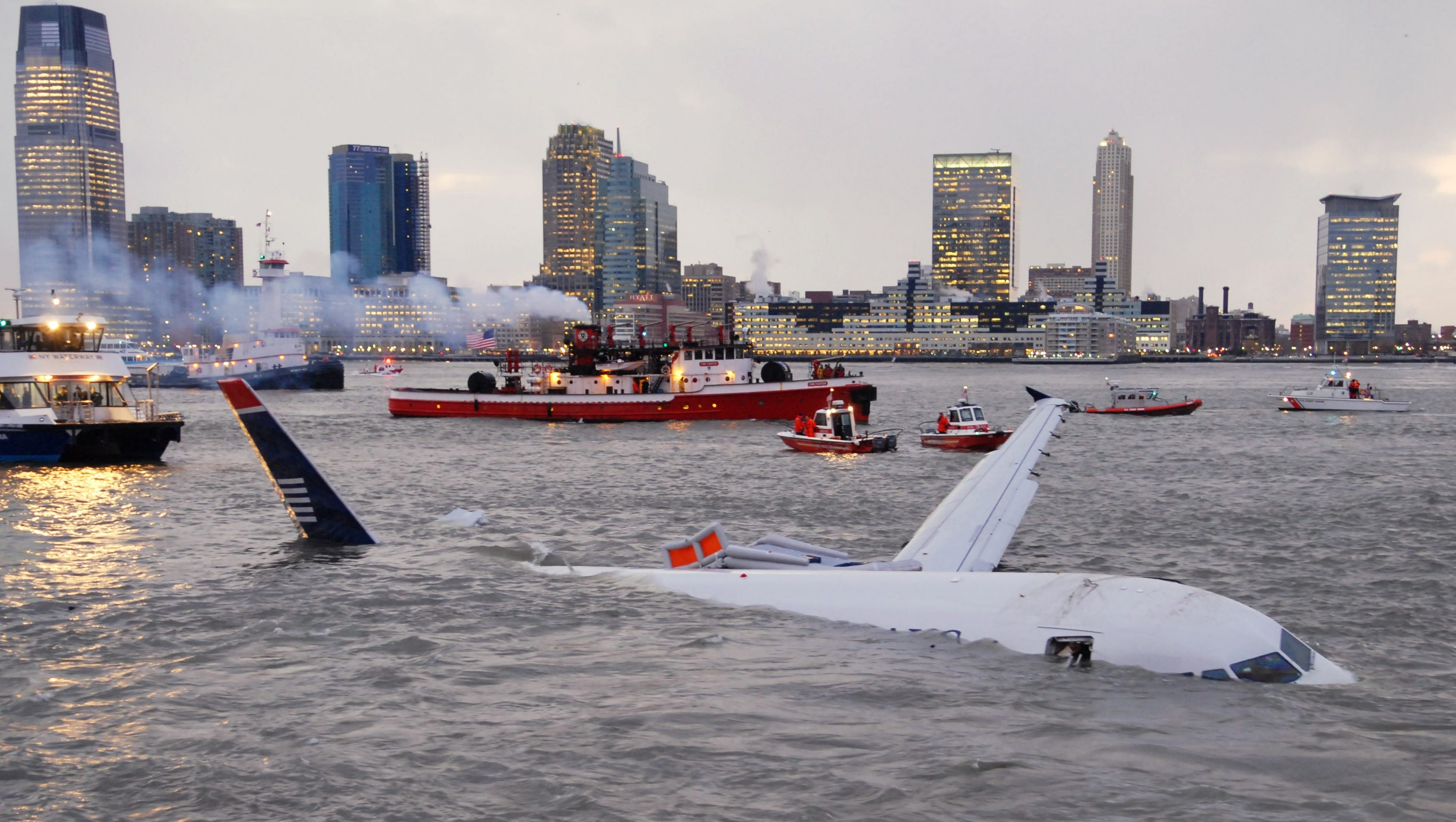 As Sully Debuts A Look Back At The Miracle On The Hudson