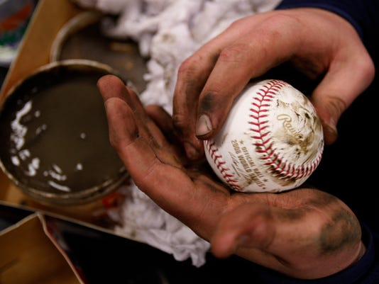 Handling Baseballs (2)
