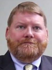 Ashland County Prosecutor Chris Tunnell