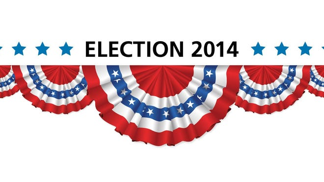 A list of candidates for the 2014 general election.