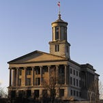 Tennessee Senate: Reduced taxes on investments, criminal justice reform measures advance