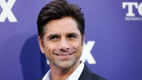"""Actor John Stamos (""""Full House,"""" """"ER,"""" """"Fuller House"""") will join the Beach Boys when they play on March 1 at the Visalia Fox Theatre."""