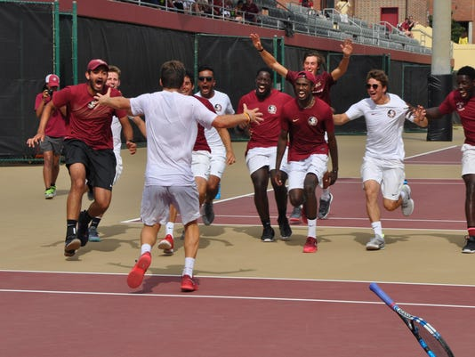 Nole Take Down No. 1 Wake Forest
