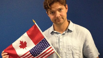Columnist David Andreatta wishes you a Happy Canada Day.