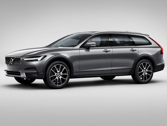 The Volvo V90 Cross Country is a mid-range, all-around