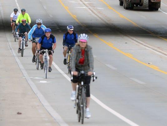 Your Say AP Exchange Bicycle Gang