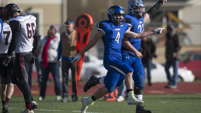 The Resurrection Christian football team made the 1A semifinals this season, helping the Cougars lead the race for the Coloradoan Cup.