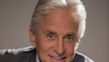 Michael Douglas, 71, will be honored with the Movies For Grownups Career Achievement Award at AARP The Magazine's 15th annual Movies For Grownups Awards.