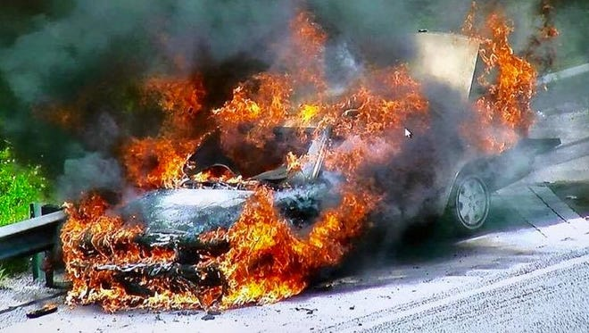 Vehicle fires happen more often in the summer months and can spread quickly, so it's important to know how to prevent them and what to do if one breaks out.