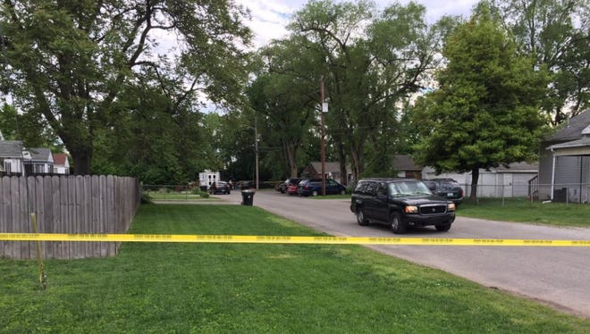 A woman's body was found Tuesday morning in the 2300 block of Rodman Street in the Algonquin neighborhood.