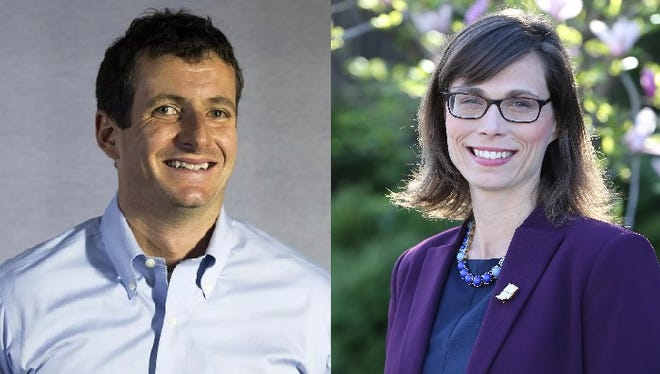 Trey Hollingsworth and Liz Watson will square off in the Indiana general election.